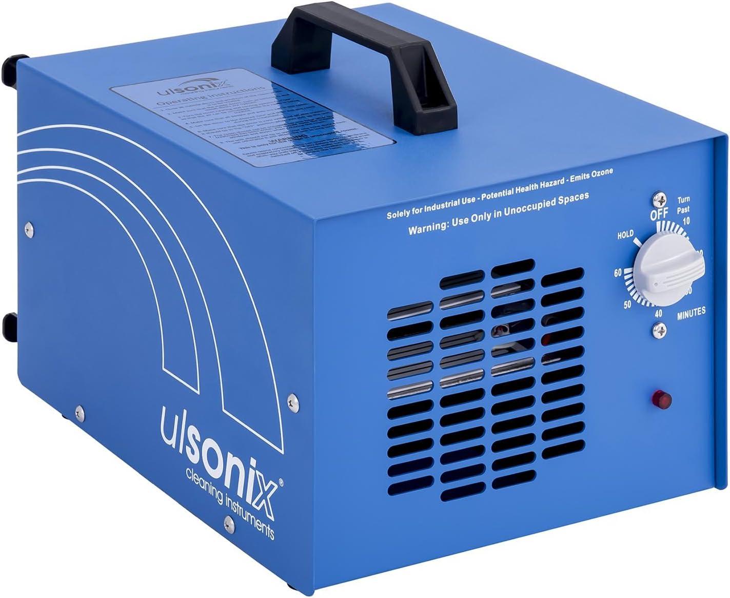 Generatore Di Ozono Purificatore D/'Aria 7000 Mg//H Con Lampada Uv E Ventilazione