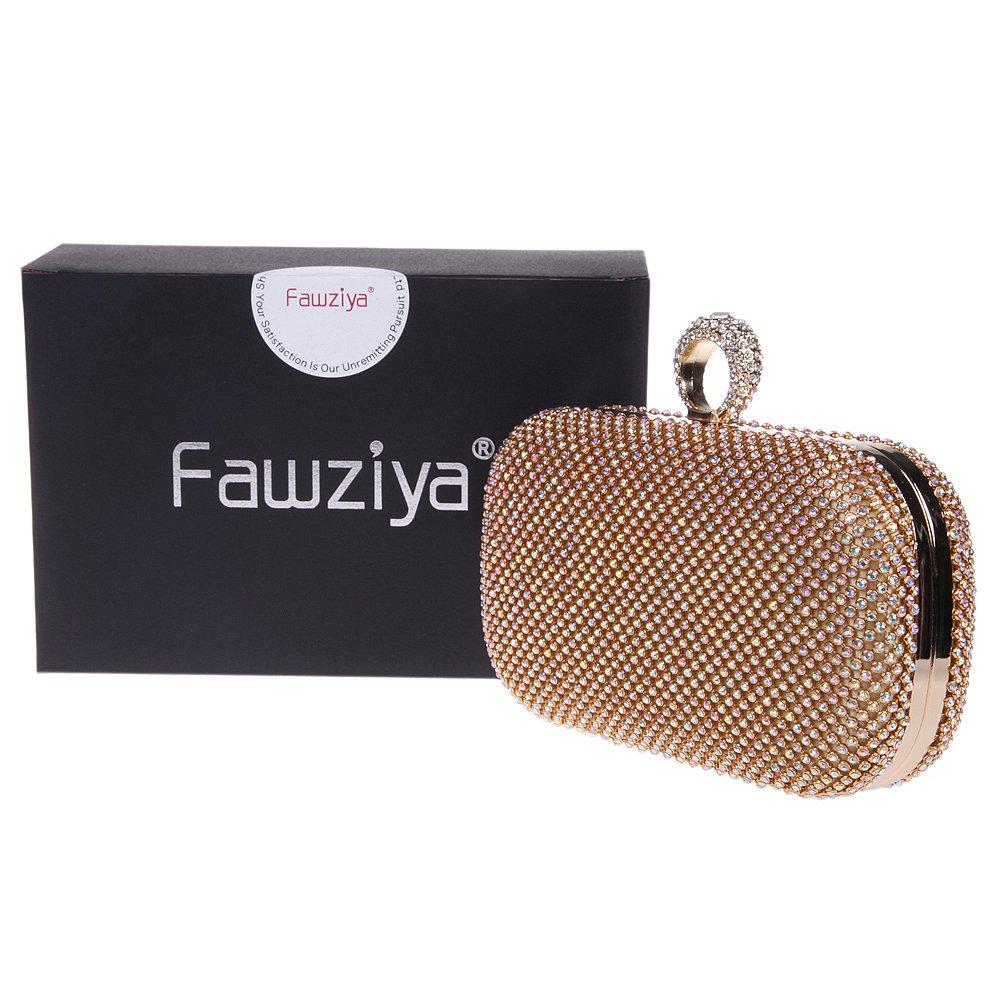 Amazon.com: fawziya Knuckles Embrague Monederos para mujer ...