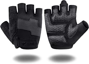 VIVIMI Workout Weight Lifting Gym Gloves Men and Women, with Wrist Wrap Support, Compatible with Apple Watch, Full Palm Protection and Strong Grip for Weighted, Weightlifting, Training, Exercise, Fitness and Pull ups