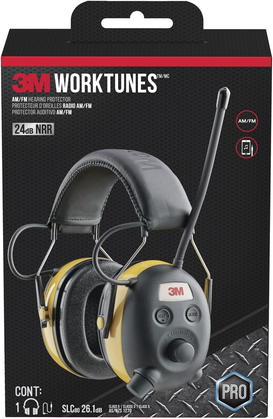 WorkTunes AM/FM Hearing Protector, Great Father's