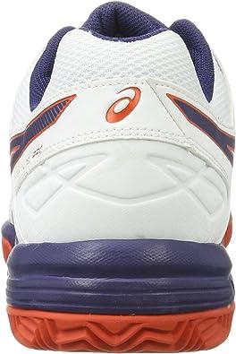 Asics Gel-Padel Pro 3 SG, Zapatillas de Tenis Hombre, Blanco ...