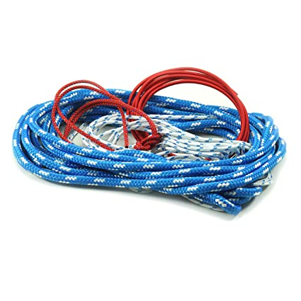 Amazon.com : Sunfish Running Rigging Sheets Halyard Line Sailboat ...