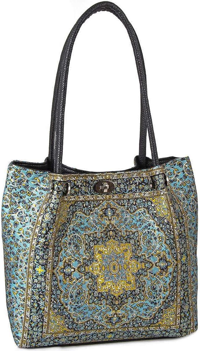 Ottoman design Zippered bag,Turkish bag,Chenille bag Tote bag,Textile bag Turkish designed bag Ottoman bag