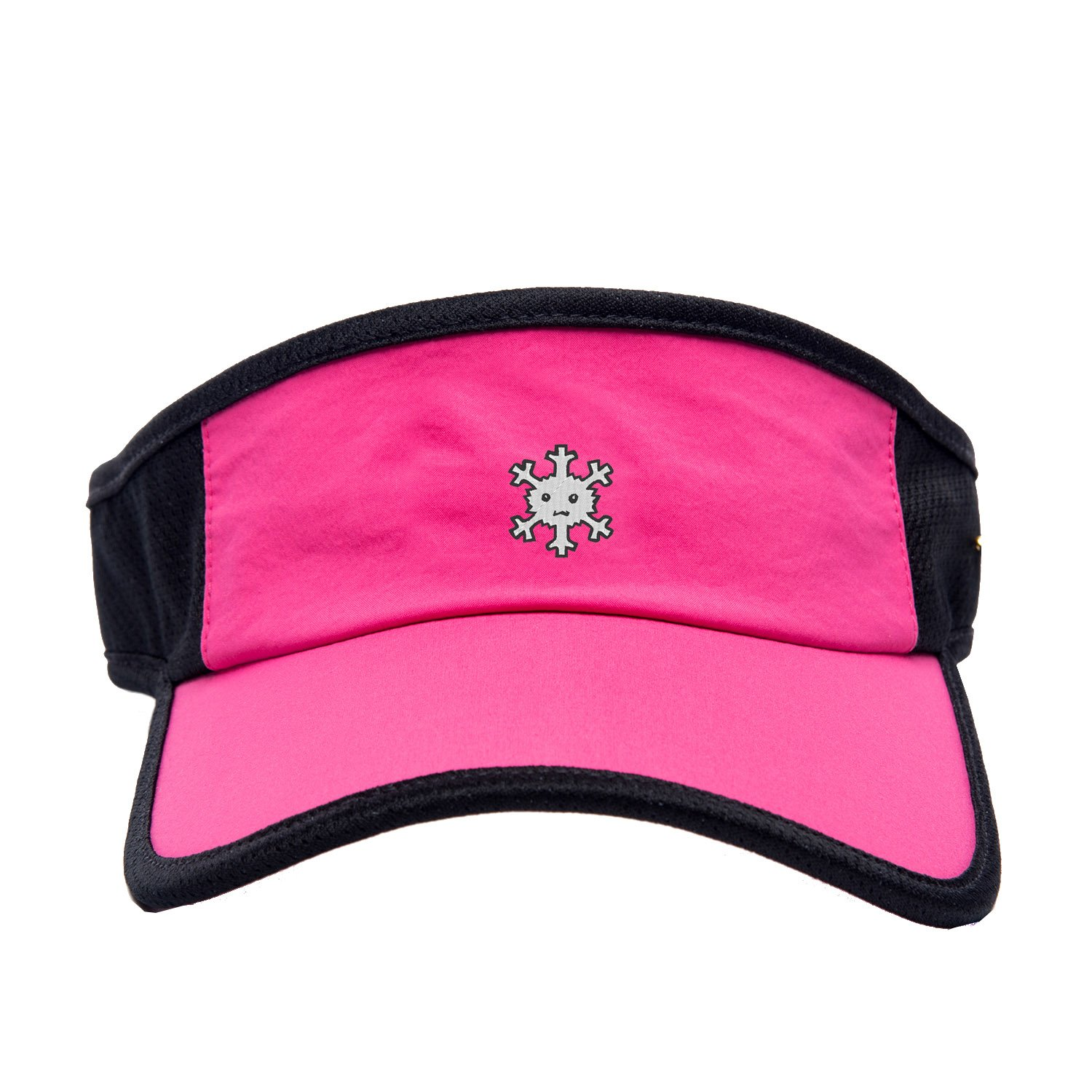 Women Outdoor Visor Embroidered Snowflakes Face Sun Hat Running Cap (Pink)  at Amazon Women s Clothing store  8f0bb20e8ff