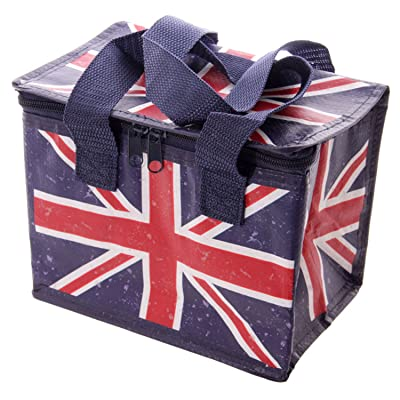 Fun Union Flag Design Lunch Box Cool Bag: Baby