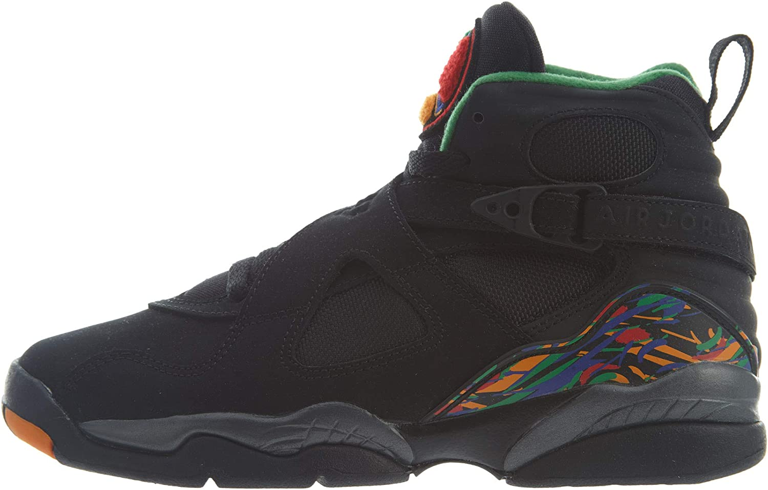 Nike Air Jordan 8 Retro (GS) Big Kids Basketball Shoes