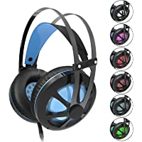 Gintenco Gaming Headset for Xbox One PS4