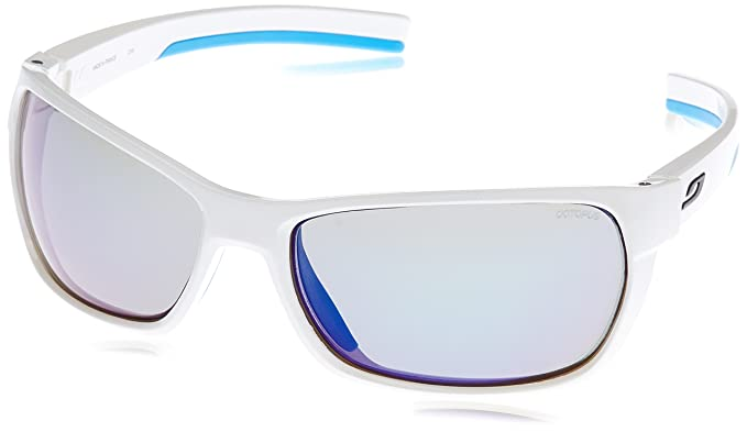 Julbo Blast Octopus Sunglasses White Blue Size L  Amazon.co.uk ... 61e317fe34ee