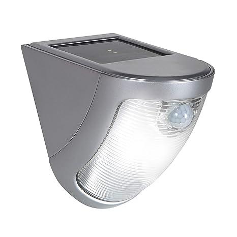 Proyector solar led sensor Duracell gl020sdu: Amazon.es: Iluminación