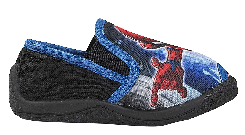 Chaussons Ultimate Spider-Man /à enfiler//bande Velcro gar/çon