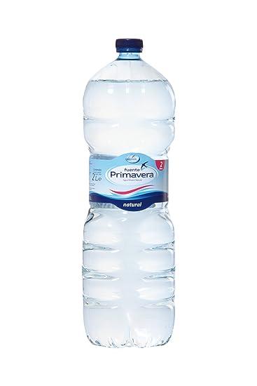 Fuente Primavera - Agua Mineral Natural - 2 l