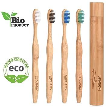 Cepillos de dientes de Bambú, Ecológicos, 100% Orgánicos ...