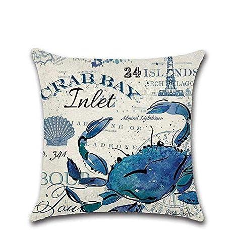 La almohada Conjunto de almohadas de animales marinos ...