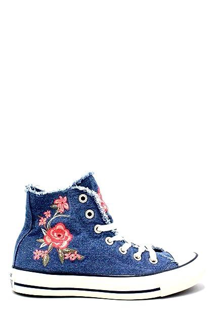 Blau Handtaschen BlauSchuheamp; Sneaker Damen Converse CdthQrs