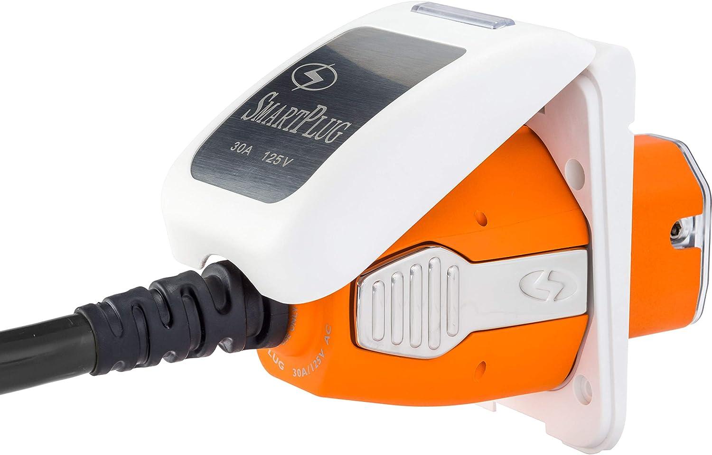 SmartPlug 30 Amp Connector /& Non Metallic Inlet
