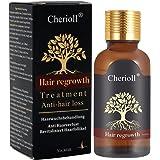 Pelo Crecimiento Esencia, gesünderes pelo, Nutritiva esencias para cuidado del cabello