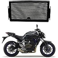 MT 07 Motocicleta Acero Inoxidable Cubierta de la