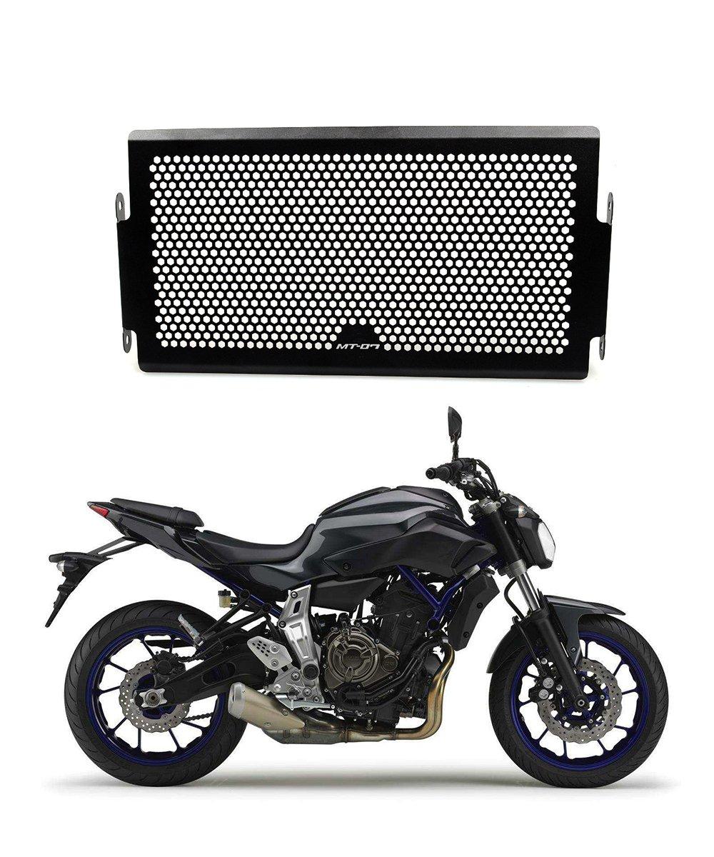 Motorrad Vorderseite Windschutzscheibe Abdeckung f/ür Yamaha MT-07 MT07 2013 2014 2015 2016 2017