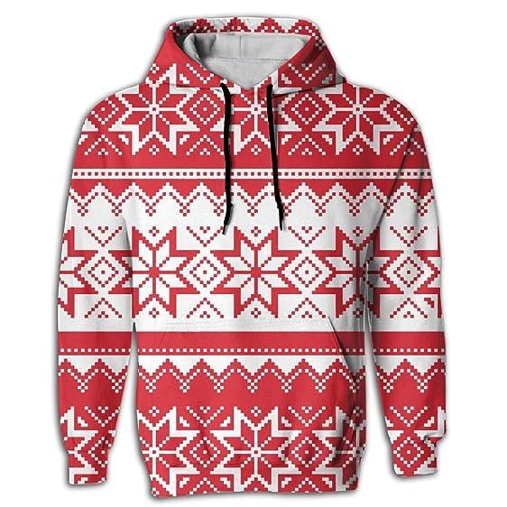 ugly christmas sweater pattern wallpaper full print adult hooded sweatshirt hoodie - Christmas Sweater Wallpaper