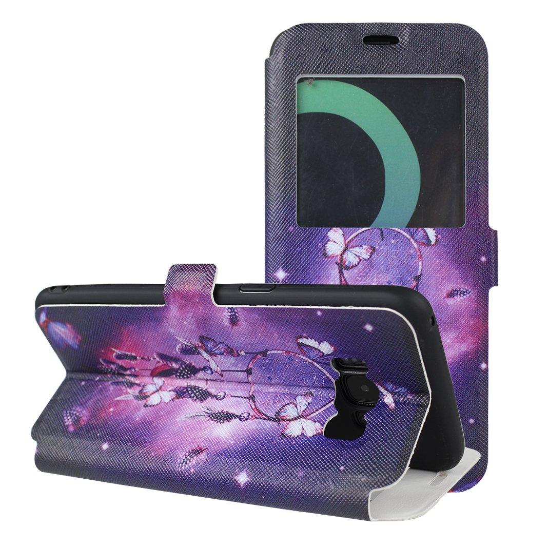 最新デザインの Galaxy B0732Y992P s8 Plusフリップケース、Galaxy s8 Plus財布型カバーケースピンクリボン運動[ View Window ] Window Galaxy PUレザー磁気フリップ財布ケースwith Window View電話ケース保護ケースカバーfor Samsung s8 Plus KUN2017061710 B0732Y992P, 高津区:257c61d3 --- a0267596.xsph.ru