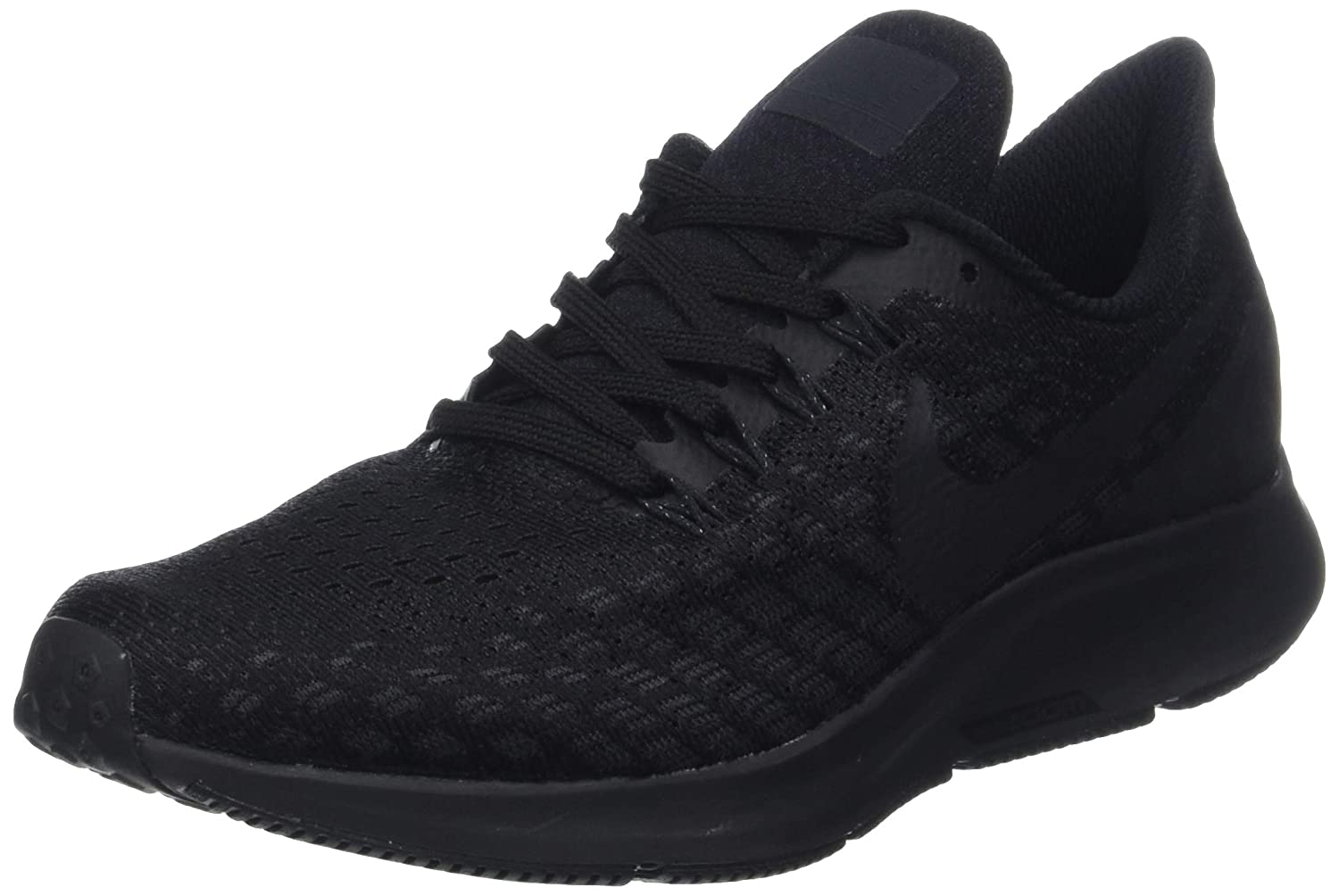 Black White Oil Grey Nike Women's Air Zoom Pegasus 35 Running shoes