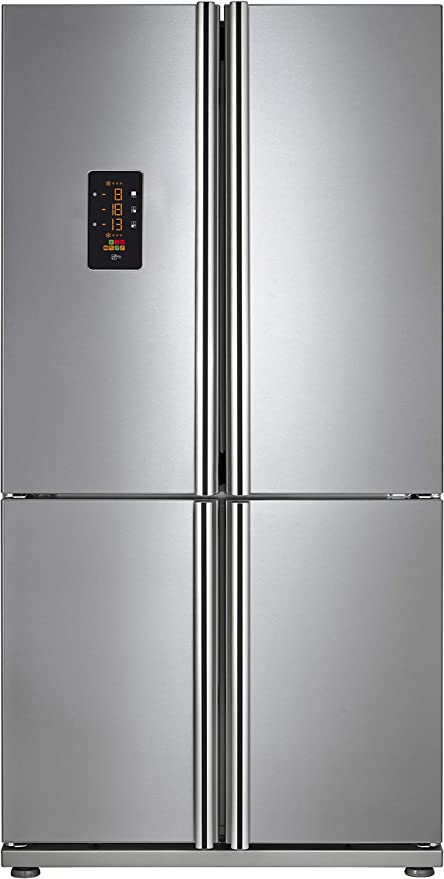 Teka NFE 900 X - Frigorífico Side By Side Nfe900X No Frost Total ...