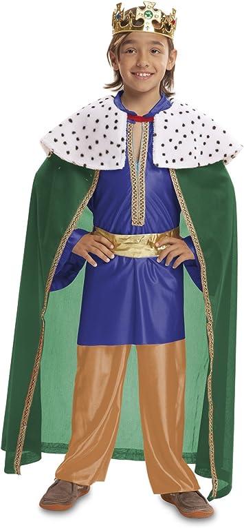 My Other Me - Disfraz de Rey mago, talla 1-2 años, color azul ...