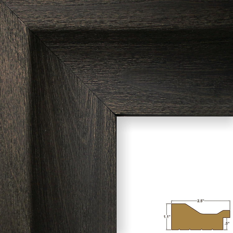 Amazon craig frames 25driftwoodbk 20 by 32 inch picture amazon craig frames 25driftwoodbk 20 by 32 inch picture frame wood grain finish 25 inch wide weathered black single frames jeuxipadfo Images