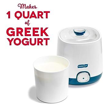 Dash Bulk One Touch Display Yogurt Maker