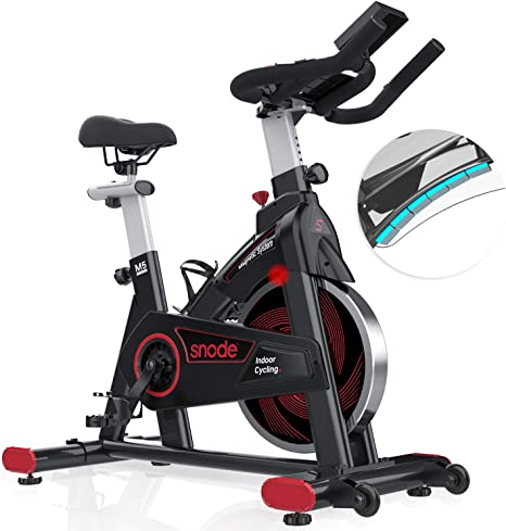 SNODE 8731 Spin Bike with Magnetic Resistance