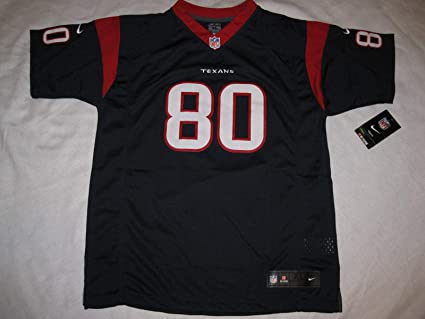 Image Unavailable. Image not available for. Color  Nike Andre Johnson  Houston Texans Navy Blue Youth XL Limited Jersey a7ca55f7b