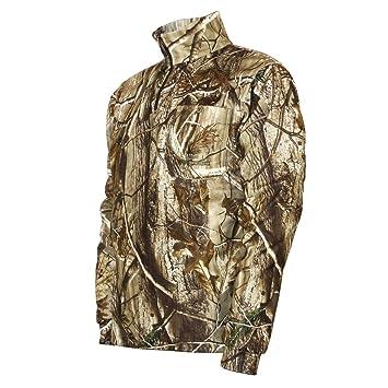 52ab2544 Raptor Hunting Solutions Realtree AP Camouflage Outdoor Hunting Sweater realtree  AP (XXXL)
