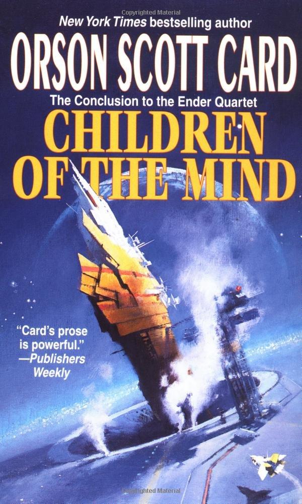 Children of the Mind (Ender Wiggin Saga)