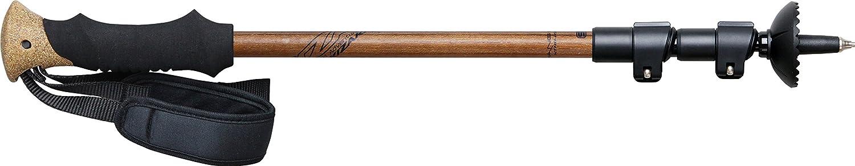 キザキ(kizaki) キザキ ハングストップ トレッキングポール 木目 ウッド巻きモデル HANGSTOP KTAB-HS103BW   B00I3DAQ7S