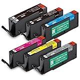 エコリカ リサイクルインクカートリッジBCI-371XL+370XL/6MP