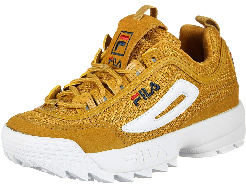 Fila Disruptor Mesh W Schuhe inca Gold