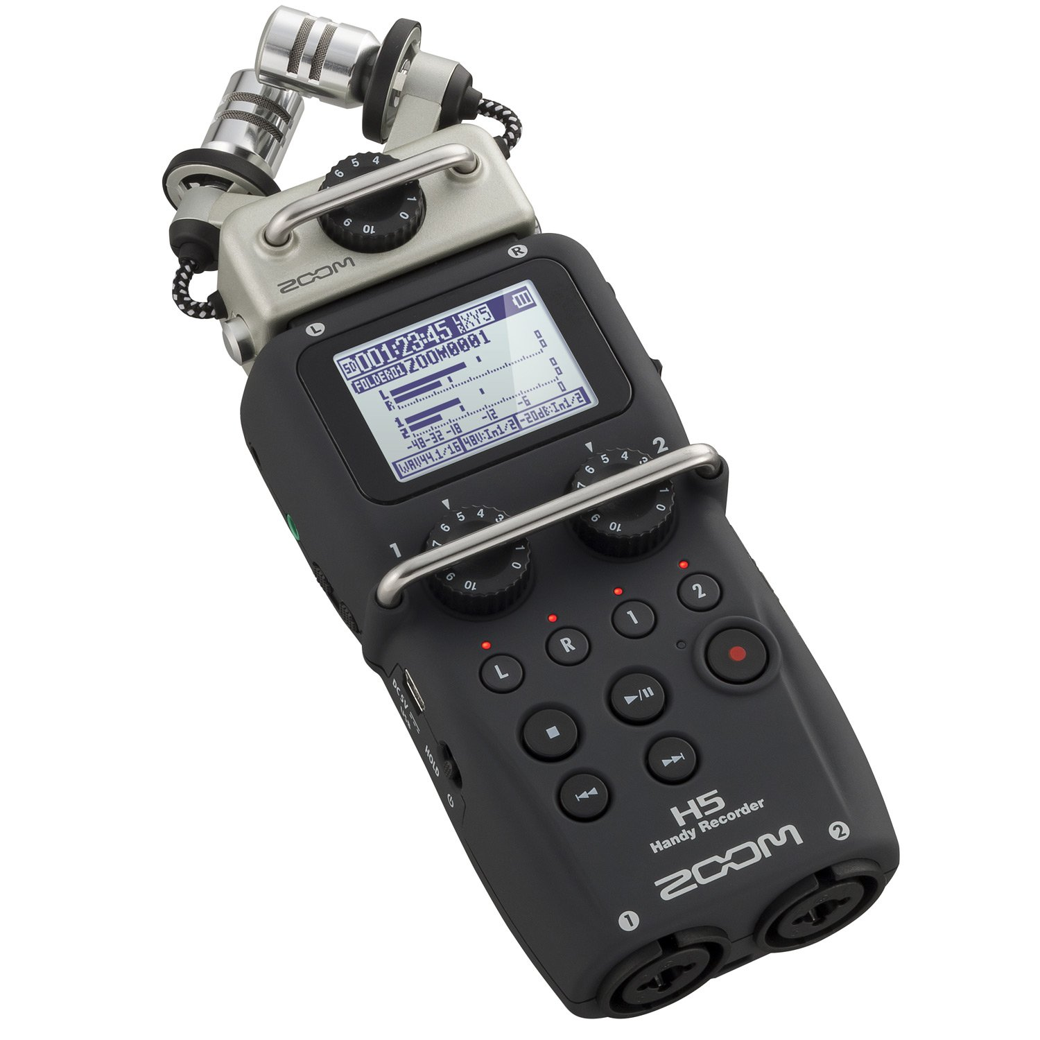 Zoom H5 Handy Recorder & PCH-5 Protective Case - Bundle by Zoom (Image #2)