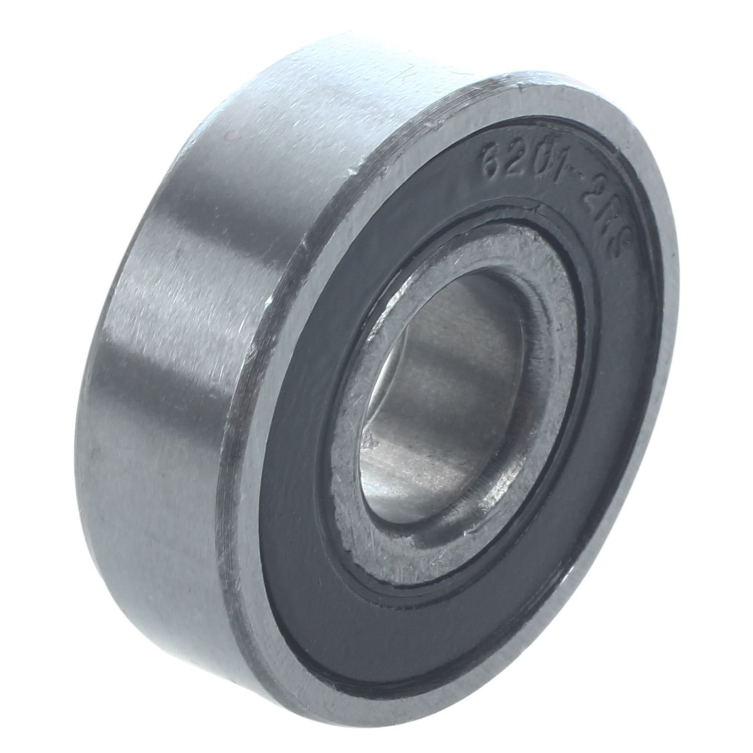 SODIAL(R) Ball bearing Bearing type: 6201 (12x32x10 mm) Cover: 2RS Quantity per pack: 1 PCS by SODIAL(R) (Image #1)