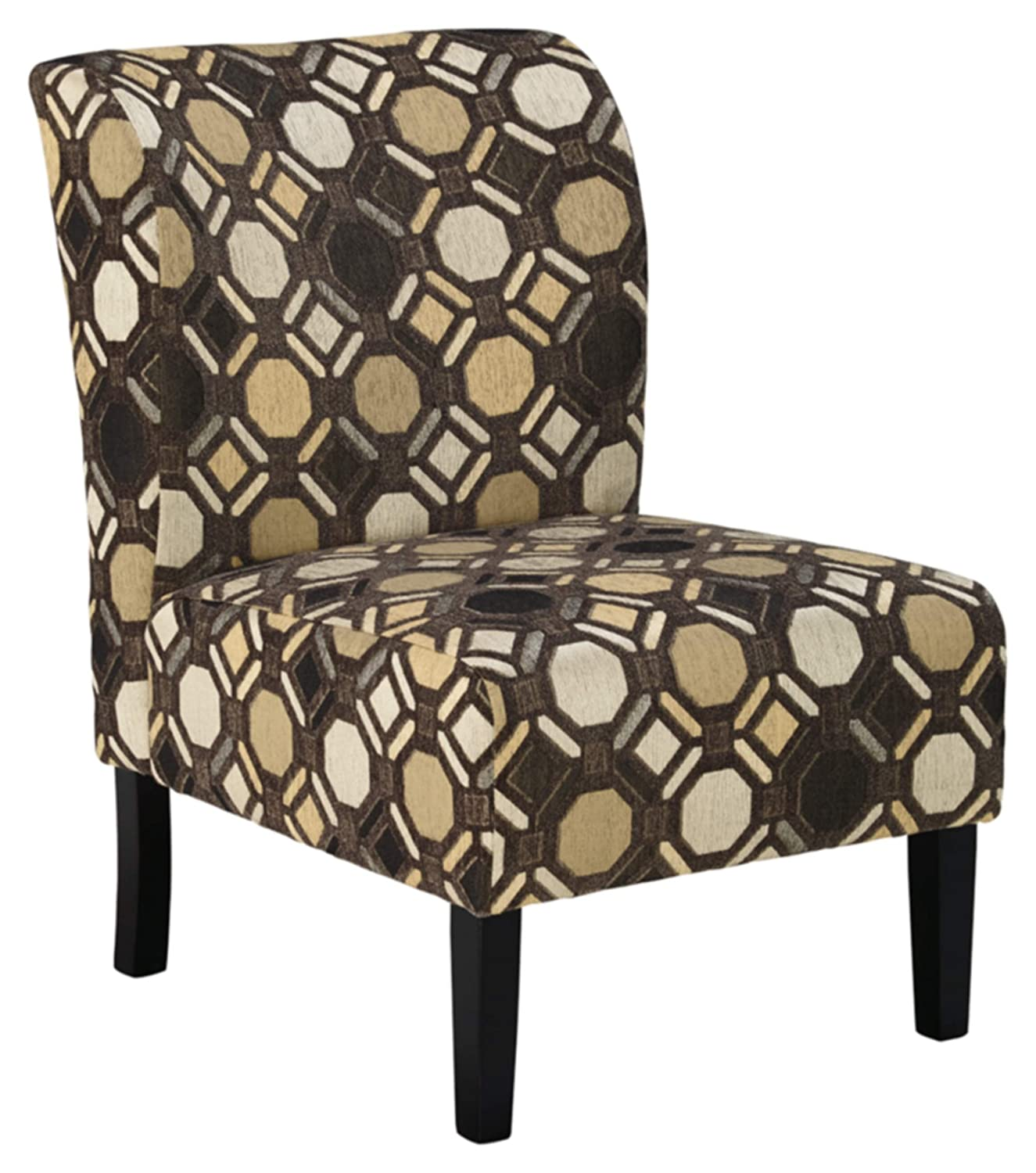 Ashley Furniture Signature Design - Tibbee Accent Chair - Pebble