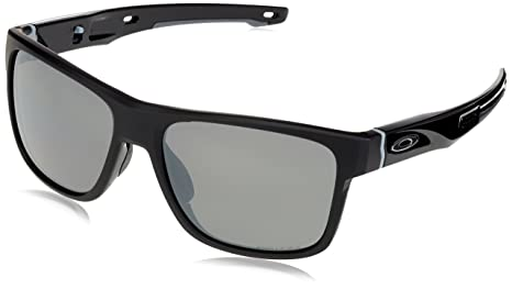 Oakley Crossrange, Gafas de Sol para Hombre, Negro, 57  Amazon.es ... 444ce7fe3f