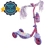 Amazon.com: by Huffy Disney Princess Girls 2-Wheel Inline ...