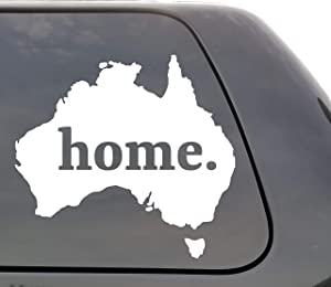 Australia Decal - Australia - AUS Decal - Home Country Decal - Vinyl Decal - Car Decals - Yeti Decal - Laptop Decal - State Love - Window Decal - Wall Window Door Car Truck