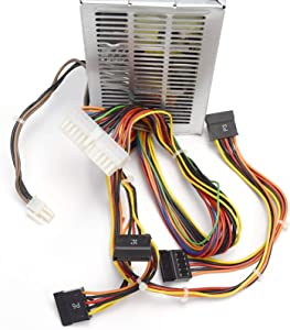 for DELL 300 Watt Compatible Power Supply Replacement Inspiron 560 570 580 620 3000 Unit XW597 FFR0Y GH5P9 FY630 N385F