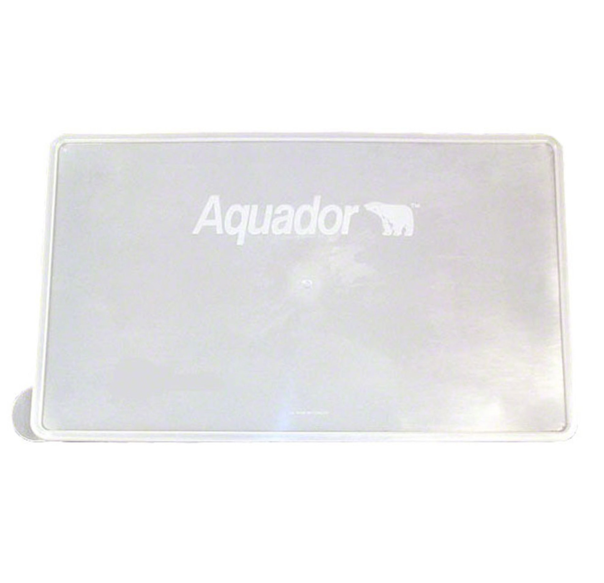 Aquador Widemouth Above Ground Pool Skimmer Cover - Replacement Lid Only - 1010