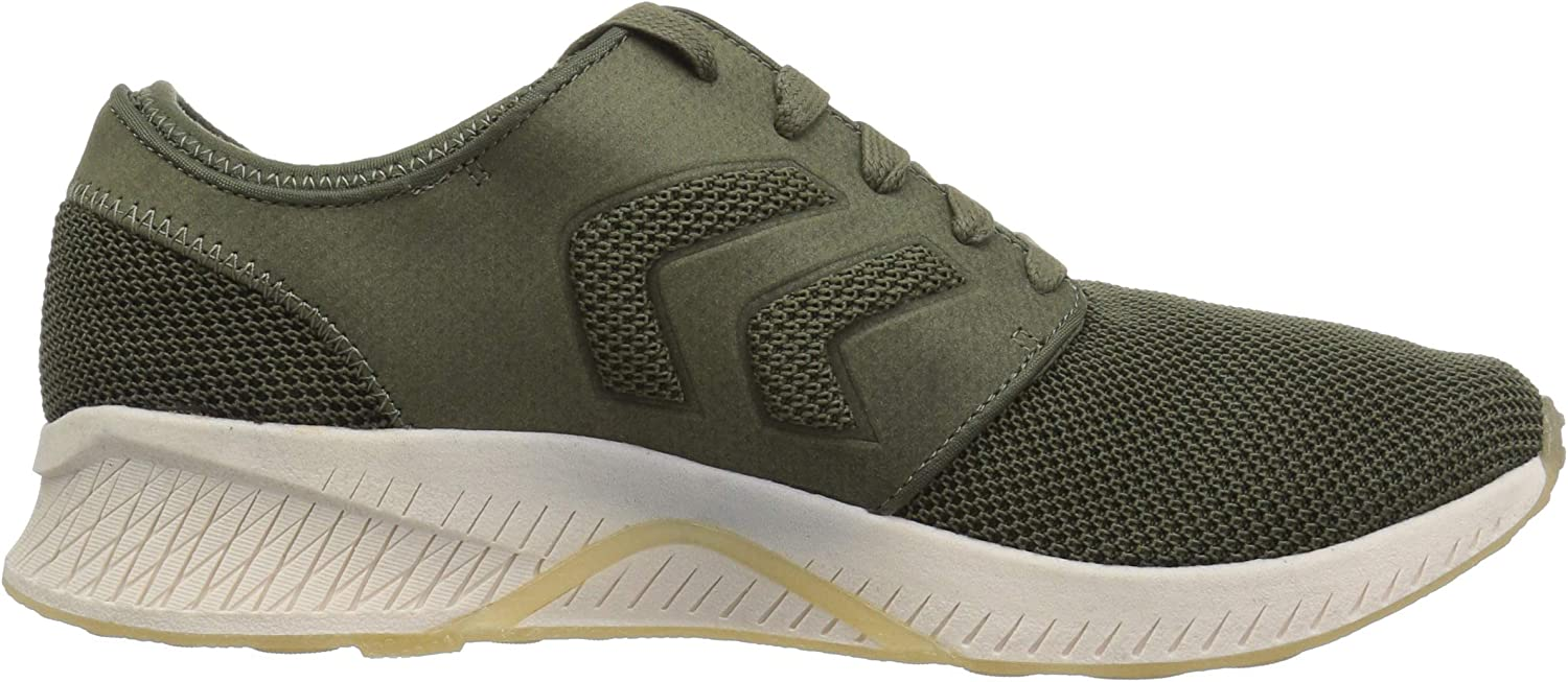 Dr. Scholl's Shoes Women's Restore Sneaker Olive Green Mesh