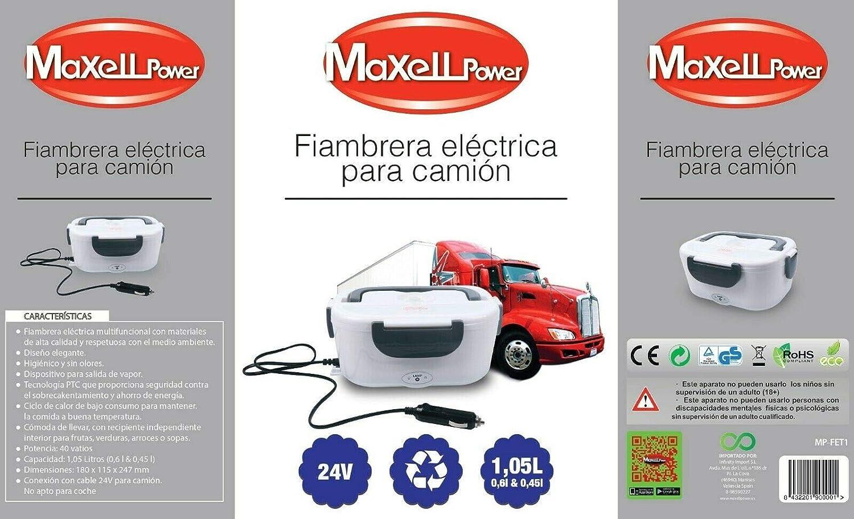 Maxell Power CE TARTERA ELECTRICA para CAMION Taper PORTATIL ...