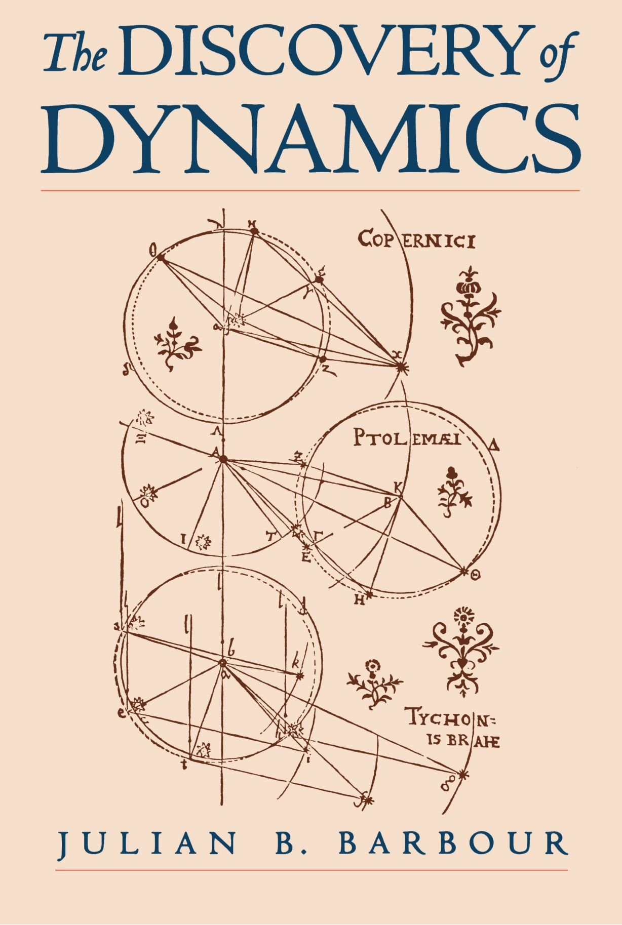 The Discovery of Dynamics: A Study from a Machian