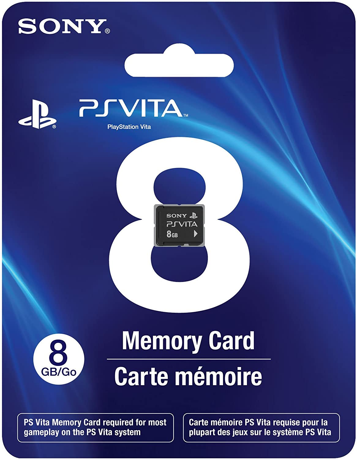 Amazon.com: 8GB PlayStation Vita Memory Card: Video Games