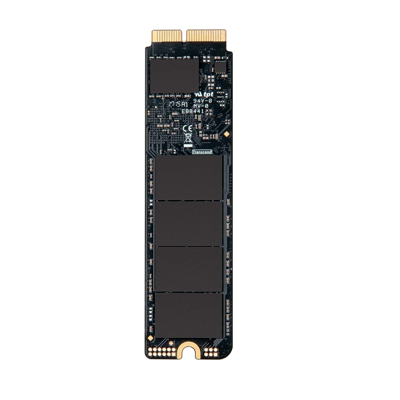 Transcend JetDrive 820 480GB AHCI Pcle Gen3 x2 SSD Upgrade Kit for Mac