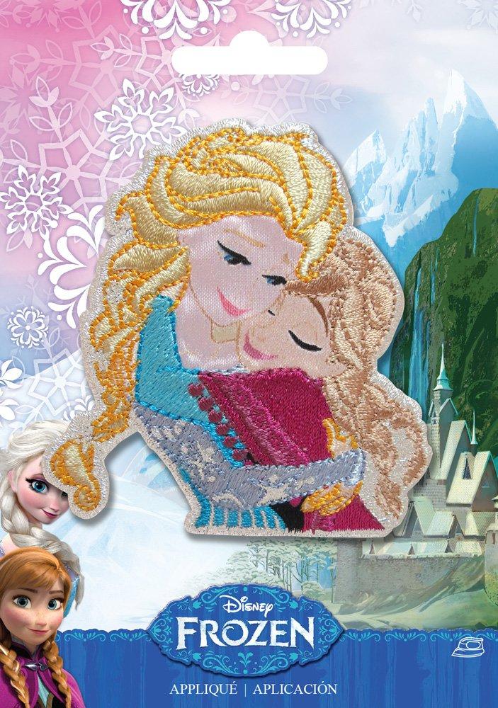 Disney Frozen su ferro Applique-sorelle Wrights 1931102001
